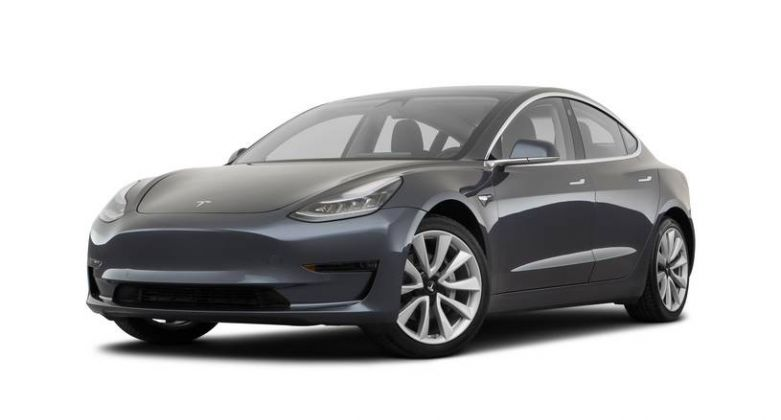 Tesla Model 3 P Long Range 4WD
