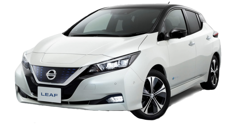Nissan Leaf E+ (Plus 2019)