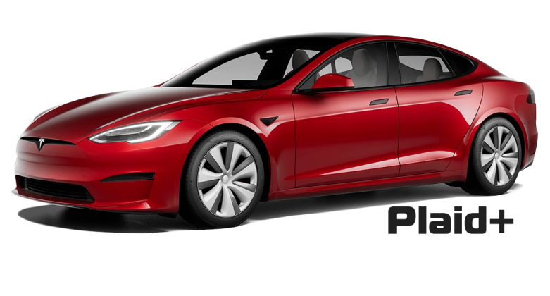 Tesla Model S Plaid+