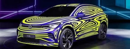 Volkswagen revealed the premiere date of the first production electric crossover